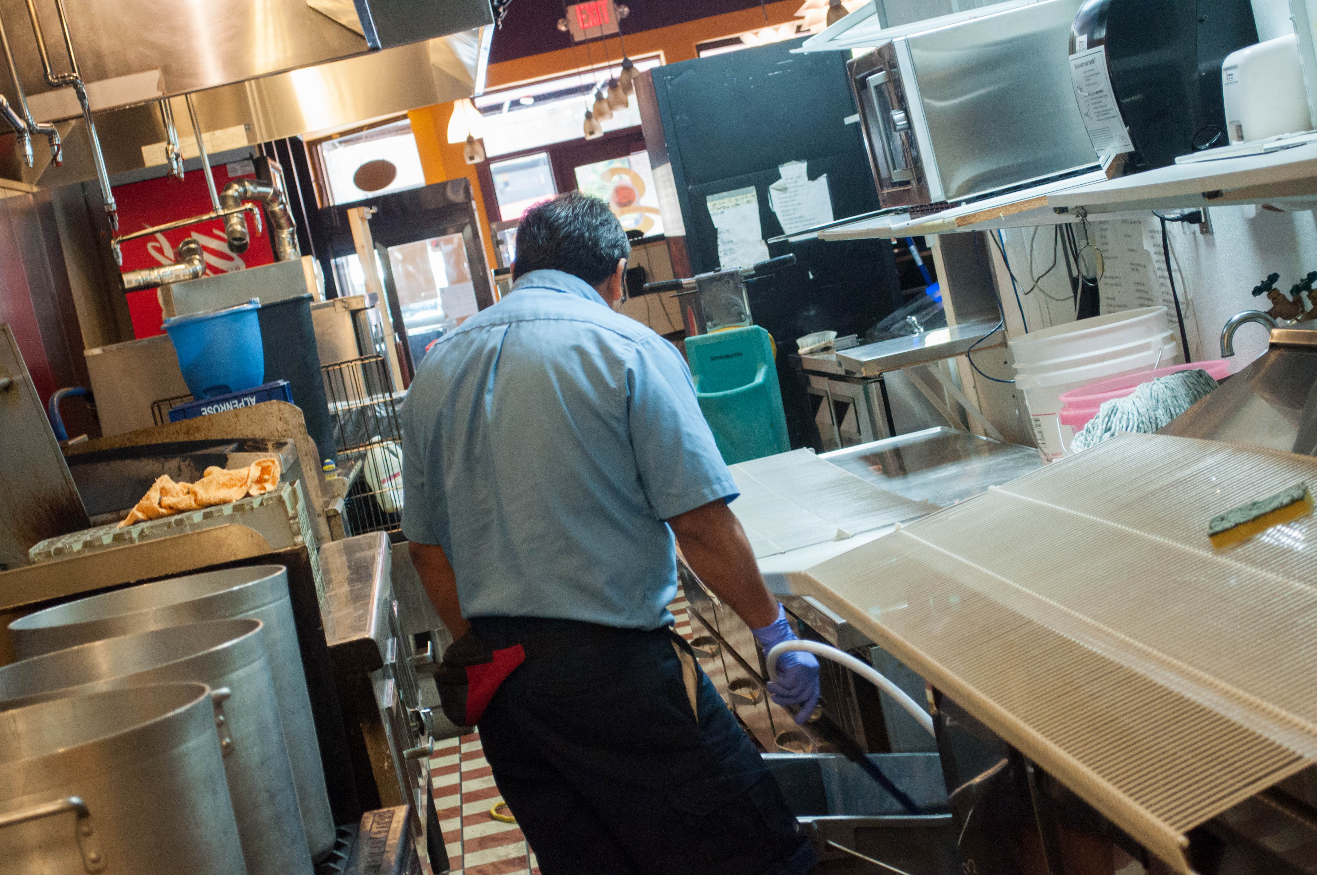 service master colorado commercial kitchen cleaning