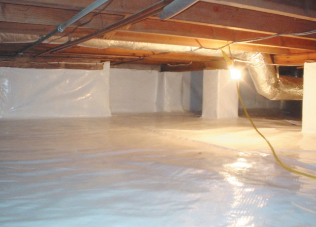 4 Benefits Of An Encapsulated Crawl Space