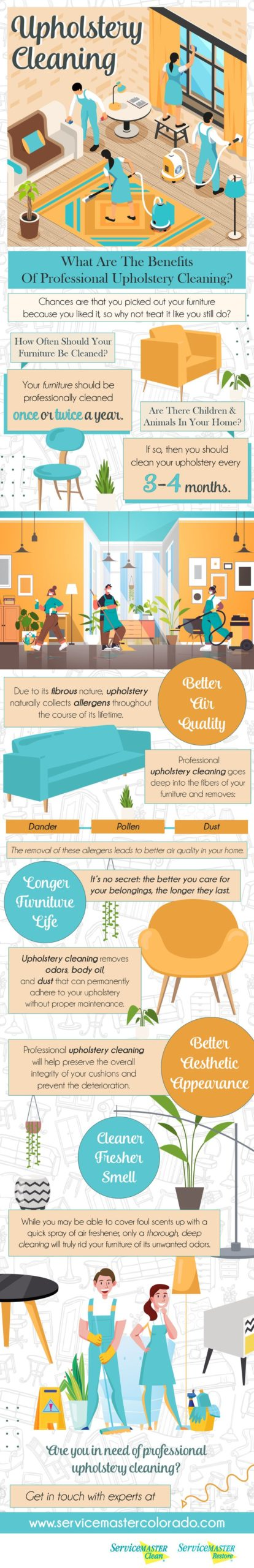 Upholstery Cleaning: What Are The Benefits Of Professional Upholstery Cleaning?